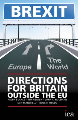 Book BREXIT: Directions for Britain Outside the EU by Ralph Buckle