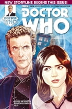 Doctor Who: The Twelfth Doctor #6 by Robbie Morrison