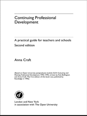 Continuing Professional Development A Practical Guide for Teachers and Schools