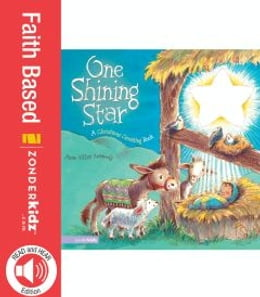 Book One Shining Star: A Christmas Counting Book by Anne Vittur Kennedy