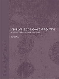China's Economic Growth: A Miracle with Chinese Characteristics