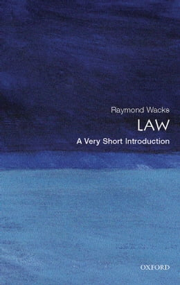 Book Law: A Very Short Introduction by Raymond Wacks