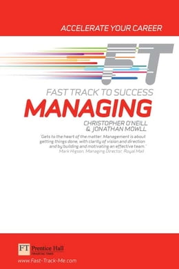 Book Managing: Fast Track to Success by Chris O'Neill