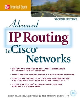 Book Advanced IP Routing in Cisco Networks by Slattery, Terry
