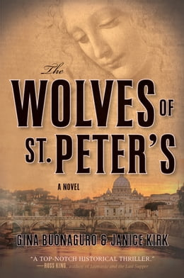 Book The Wolves Of St. Peters by Gina Buonaguro