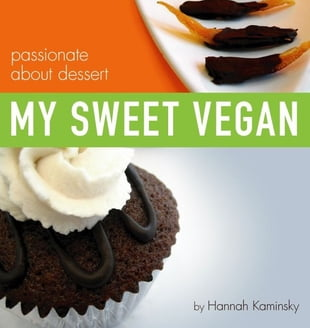 My Sweet Vegan: passionate about dessert