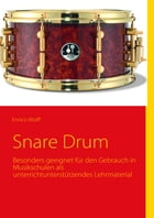 Snare Drum by Enrico Wolff