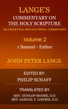 Lange's Commentary on the Holy Scripture, Volume 2 by Lange, John Peter