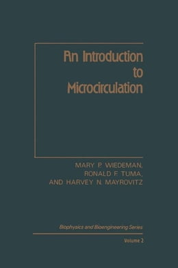 Book An Introduction to Microcirculation by Wiedeman, M.P.