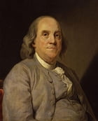 Franklin's Autobiography plus 3 Biographies of Him by Benjamin Franklin