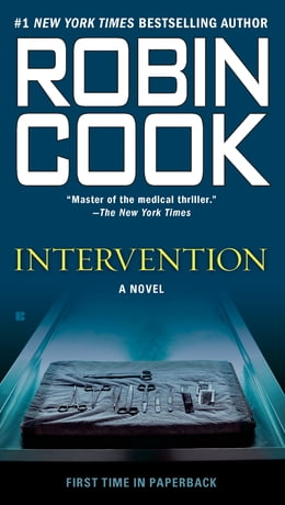 Book Intervention by Robin Cook