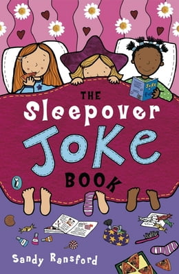 Book The Sleepover Joke Book by Sandy Ransford