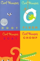 Carl Hiaasen Collection: Hoot, Flush, Scat, Chomp