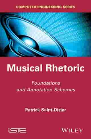 Musical Rhetoric: Foundations and Annotation Schemes