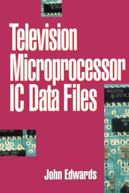 Book Television Microprocessor IC Data Files by EDWARDS, J.