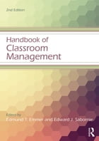 Handbook of Classroom Management