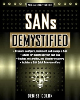 Book SANs Demystified by Colon, Denise