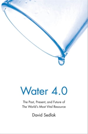 Water 4.0: The Past, Present, and Future of the World's Most Vital Resource by David Sedlak