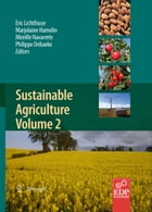 Sustainable Agriculture Volume 2 by Eric Lichtfouse