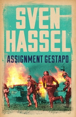 Book Assignment Gestapo by Sven Hassel