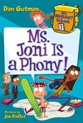 9780062429322 - Dan Gutman: My Weirdest School #7: Ms. Joni Is a Phony! - Buch