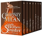 The Brothers Sinister: The complete boxed set by Courtney Milan