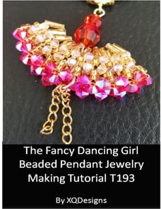The Fancy Dancing Girl Beaded Pendant Jewelry Making Tutorial