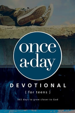 Book Once-A-Day Devotional for Teens by ZonderKidz