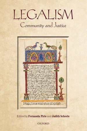 Legalism Community and Justice