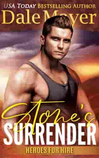 Stone's Surrender: Heroes for Hire Series, Book 2 by Dale Mayer