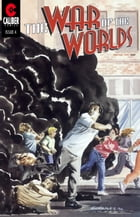 War of the Worlds #4 by Randy Zimmerman