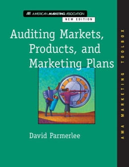 Book Analyzing Markets, Products, and Marketing Plans by Parmerlee, David