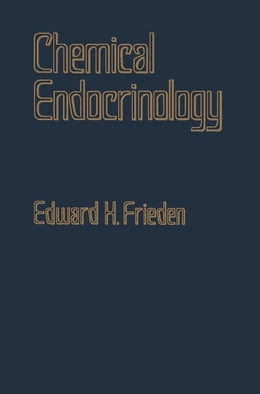 Book Chemical Endocrinology by Frieden, Edward