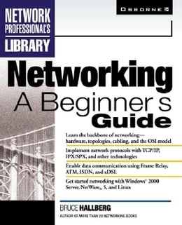 Book Networking: A Beginner's Guide by Hallberg, Bruce