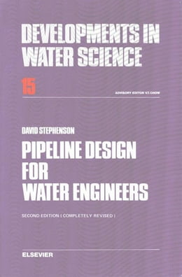 Book Pipeline design for water engineers by Stephenson, D. J.