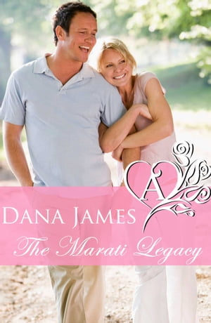 The Marati Legacy by Dana James