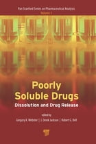 Poorly Soluble Drugs: Dissolution and Drug Release