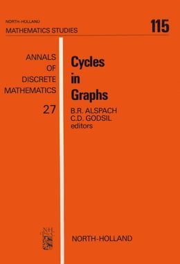 Book Cycles in Graphs by Alspach, B.R.