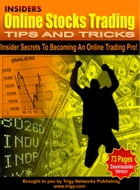 Online Stocks Trading Tips And Tricks by Anonymous