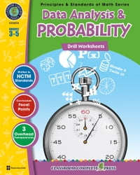 Data Analysis & Probability - Drill Sheets