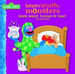 Book Good Night, Tucked in Tight (All About Sleep) (Sesame Street) by Naomi Kleinberg
