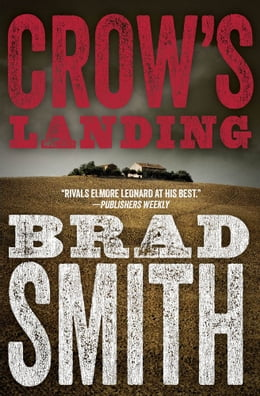 Book Crow's Landing by Brad Smith