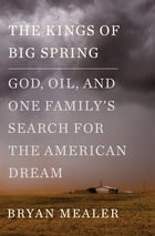 The Kings of Big Spring Cover Image