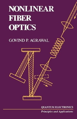 Book Nonlinear Fiber Optics by Agrawal, Govind