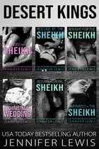 Desert Kings: The Complete Series Books 1-6 by Jennifer Lewis
