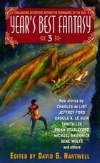 Year's Best Fantasy 3 by David G. Hartwell