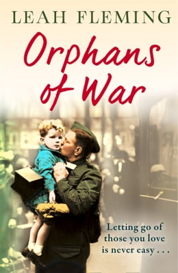 Book Orphans of War by Leah Fleming