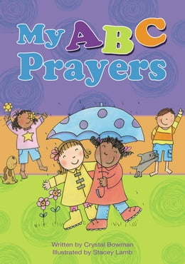 Book My ABC Prayers by Crystal Bowman