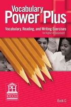 Vocabulary Power Plus for Higher Achievement - Book G by Daniel A. Reed