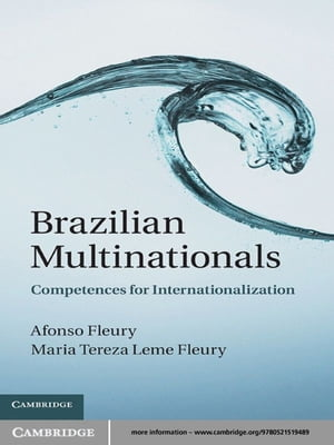 Brazilian Multinationals Competences for Internationalization